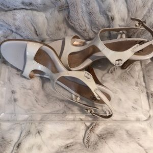 White SOFFT sandals